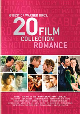 BEST/WARNER 20 FILM COLLECTION:ROMANC BY BOGART,HUMPHREY (DVD)